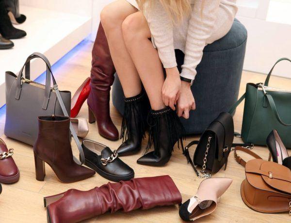 velúrová koža na topánkach