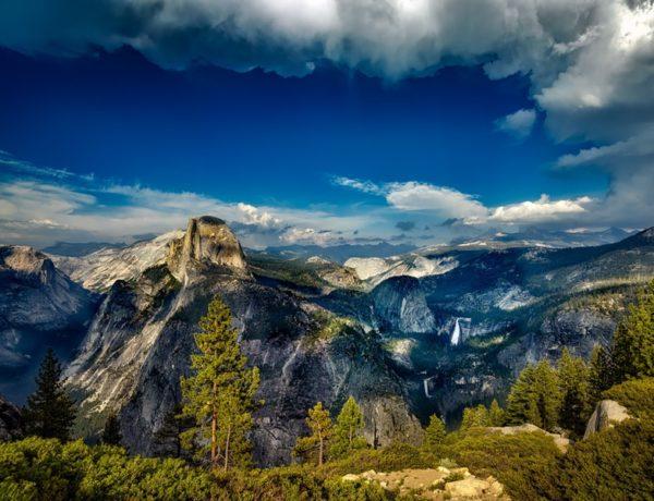 NP Yosemite - jedno z najviac inšpiratívnych miest na svete