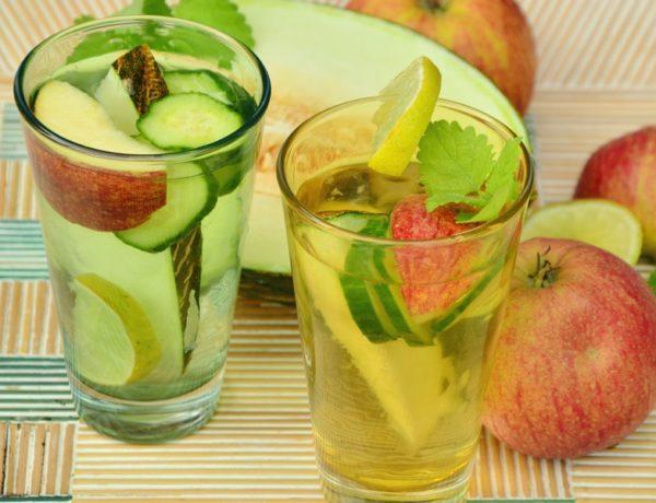 detoxikačné nápoje