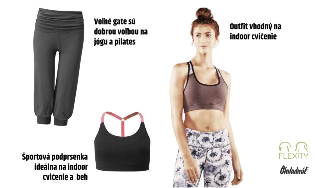 Tipy na správny športový outfit