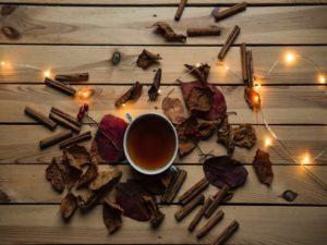 nápady na jesenné DIY
