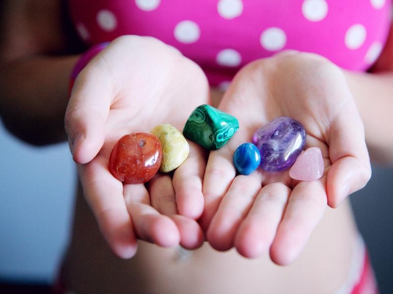kamene na čistenie čakier