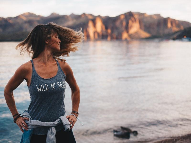 vyrážky na krku môže riešiť aj zvýšená fyzická aktivita