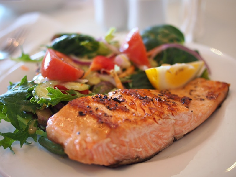 ryby a vitamíny na pleť