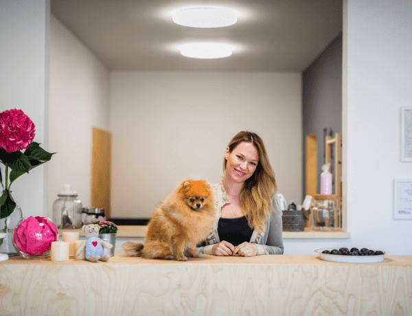 Originálny salón pre psov v Bratislave
