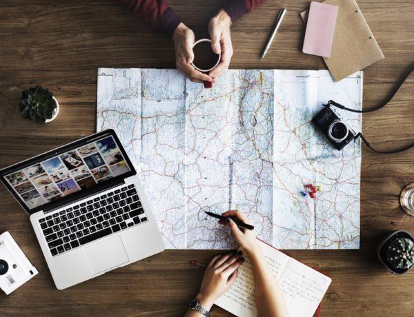 plánovanie kam na cesty v roku 2018