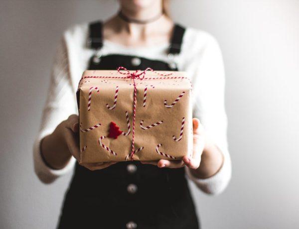 tipy na eko balenie vianočných darčekov