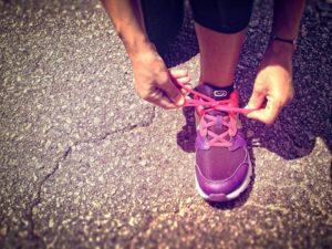 bežecká obuv článok
