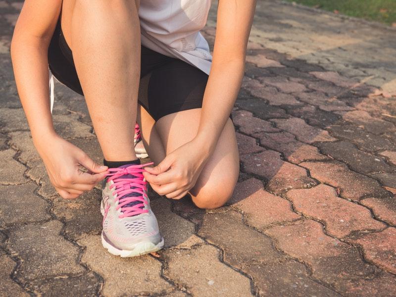 pravidelné cvičenie je pre rovnováhu veľmi dôležité