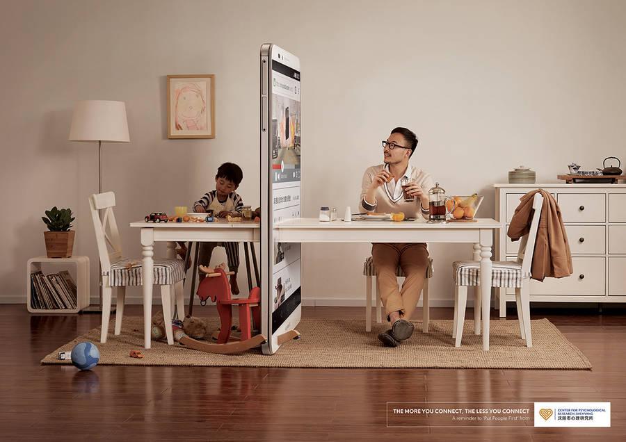 smartfón a ľudské vzťahy