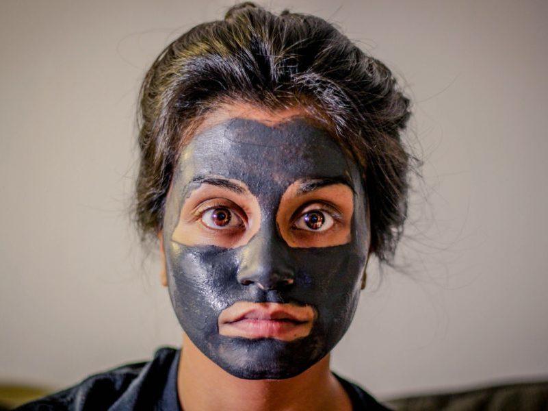 výživná maska na tvár