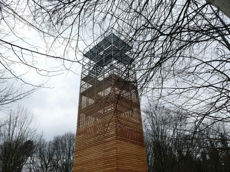 vyhliadková veža v Žiline