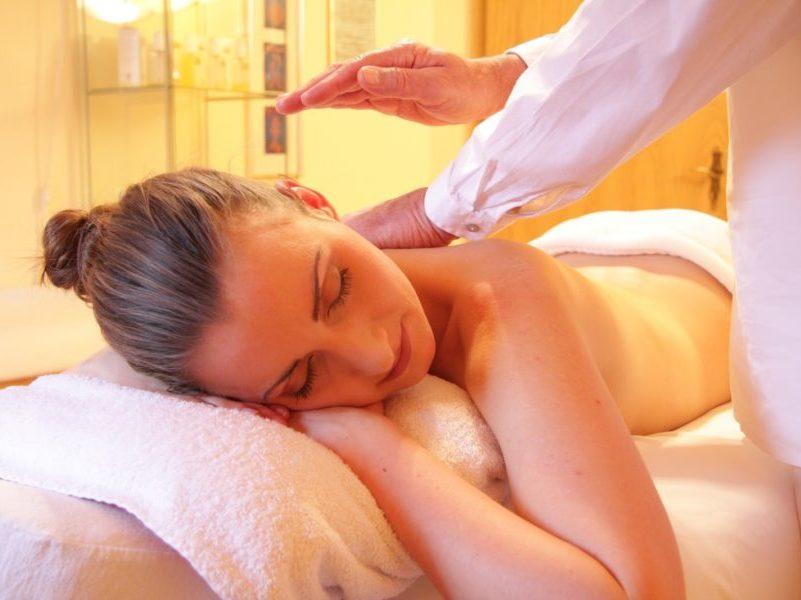 kvalitná thajská masáž uvoľní stres a napätie