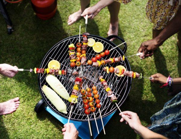 zdravé tipy na letnú grilovačku