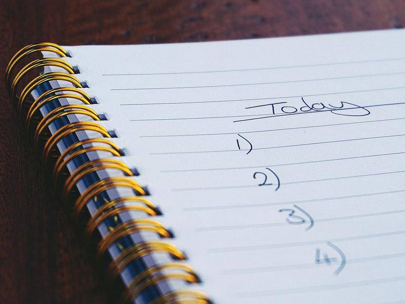 určením priorít môžete nájsť rovnováhu v živote