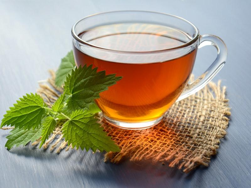 mätový čaj má antioxidačné účinky