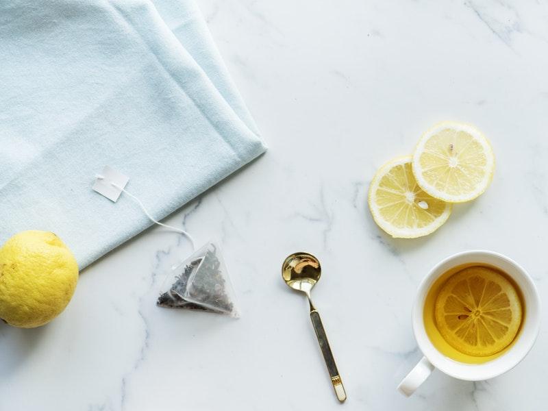 zázvorový čaj na zlepšenie imunity