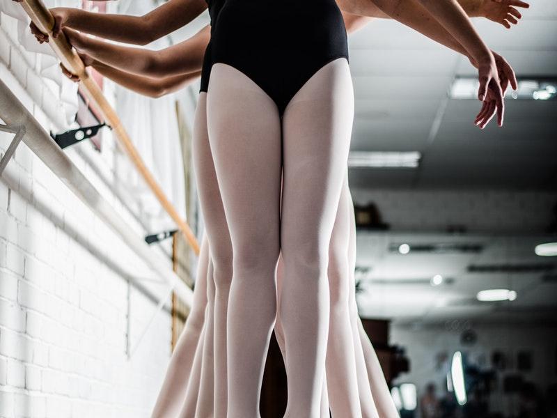 balet ako skupinové cvičenie