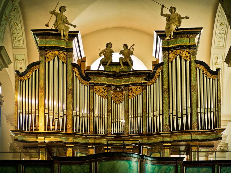 trnavská hudobná jar: óda na händla a jeho organové sóla