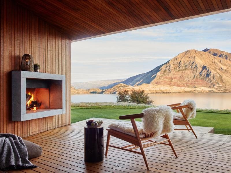 Nový Zéland (Airbnb)