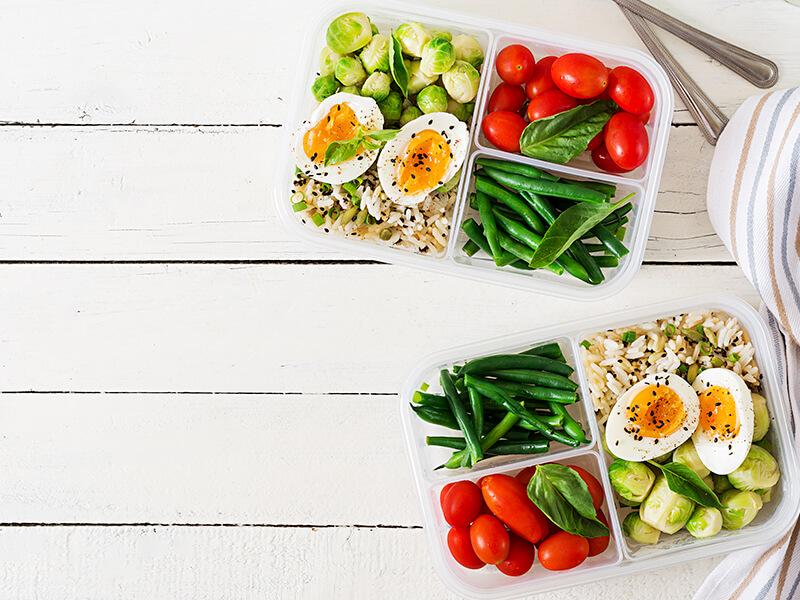 Správny kalorický príjem je dôležitý pri chudnutí