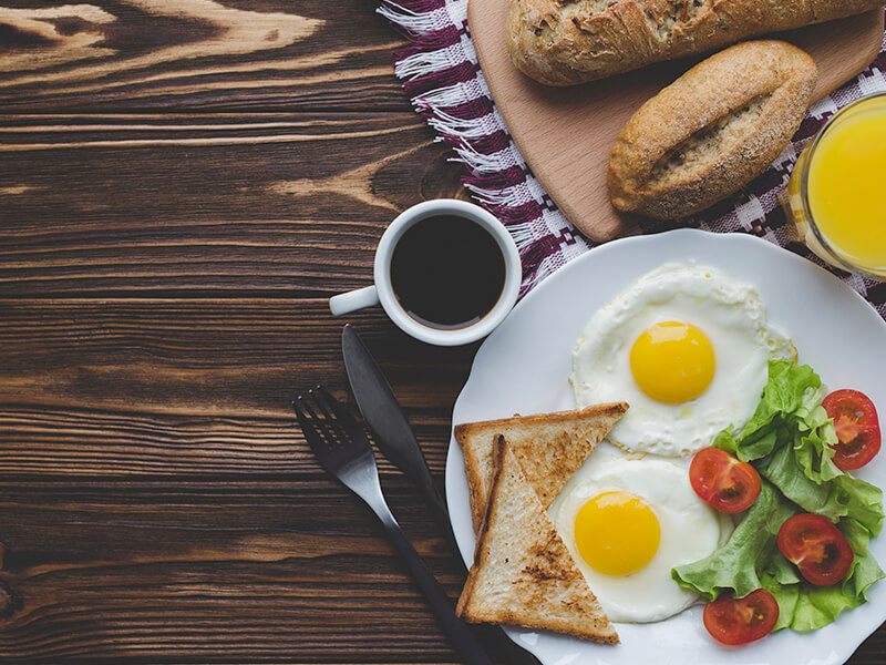 Vynechanie raňajok je jednou z častí prerušovanej hladovky