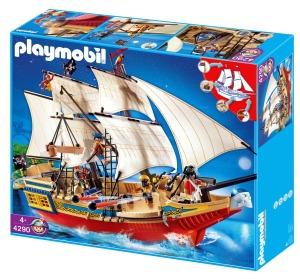 Edícia Duchovia prekliatych pirátov prináša ďalší rozmer námorných výprav.  V podpalubí sú ukryté sudy s rumom aj poklad. Ale pozor! 198da9b5e46