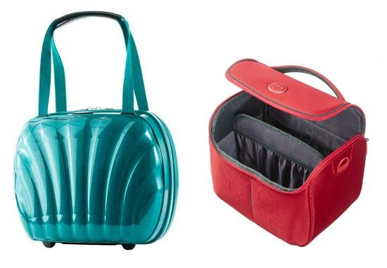 30b12e4b65fb4 Červený kozmetický kufrík z kolekcie Pop-fresh je vyrobený z pevného  textilného materiálu a skrýva v sebe niekoľko šikovných priehradiek, ktoré  poslúžia k ...